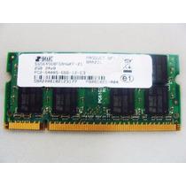 Memoria Ram Notebook Netbook 2gb Ddr2 800mhz Pc2-6400s Smart