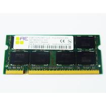 Memoria Notebook Ddr2 2gb 2rx8 Pc2 5300s 667 Mhz