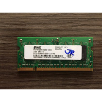 Memoria Smart 1gb Ddr2 Pc2-5300s-555-12-a3 Lg R40