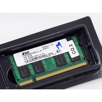 Memoria Note Smart 1gb Ddr2 667mhz 5300 Sg564288fg8nzil-z4
