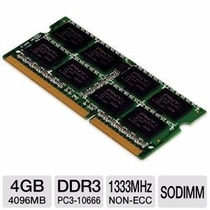 Memoria Notebook Ddr3 4gb Acer Aspire 5738pzg (mm02