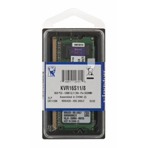 Memoria 8gb Ddr3 Note 1600mhz Kingston Box Original
