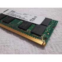 Memória Ram Smart Notebook Ddr2 2gb 800mhz