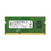 Memória Smart Ddr3 2gb 2rx8 Pc3-10600s Para Notebook
