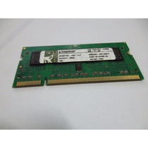 Memoria Notebook Ddr2 667 1gb - Kingston