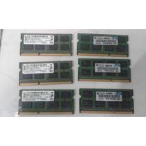 Memória 4gb 12800s 2rx8 Smart Ddr3 Notebook Original Hp