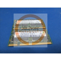 Memoria 4gb 2x2gb Notebook Ddr2 800 6400 Sony Vgn-nw Series
