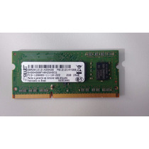 Memoria Hp 2gb 1600mhz Pc3-12800 Ddr3 Sdram Notebook