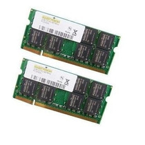 Kit Dual Channel 4 Gb (2x2gb) Ddr2-667 Pc5300 Notebook - 4gb