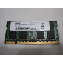 Memoria Para Notebook Smart 2gb Pc2 6400 Dell Inspiron 1545