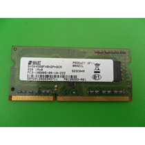 Memória Notebook Smart 2gb Ddr3 Pc3-10600s-09-10-zzz**barbad