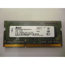 Memoria Hp 1gb 1333mhz Pc3-10600 Ddr3 Sdram Notebook