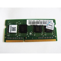 Memoria Para Notebook Ddr3 4gb 512x8 1 Pente