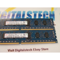 Memoria Hynix 4gb Kit (2x2gb)1rx8 Pc3-12800r Ddr3 1600mhz