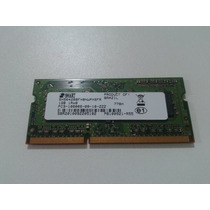 Memória De Notebook Smart 1gb Ddr3 1rx8 Pc3-10600s-09-10-zzz