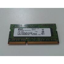 Memória De Notebook Smart 1gb Ddr3 1rx8 Pc3-10600s-09-10-zzz