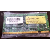 Memoria De Notebook Ddr2 512mb Positivo Pc5300