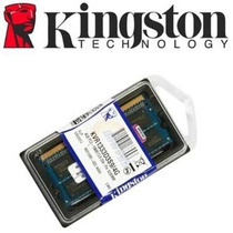 Memoria Ram Ddr3 4gb Kingston/smart Pc3 1333 (1 Pente 4gb)