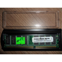 Memória 512 Mb, Ddr1, 400, 333, 266 Mhz, Pc 3200 Markivision