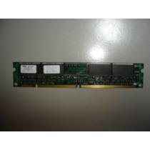 Memoria 64 Mb Dim Pc 133 Com 4 Chip Só De Um Lado Marca Nec