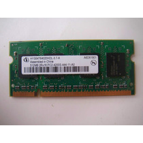 Memoria Infineon 512mb 2rx16 Pc2-4200s Ddr2 533mhz 200pin