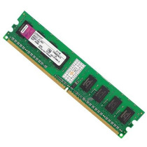 Kvr800d2n6/1g Memória Kingston Ddr2 1gb 800mhz Para Desktop