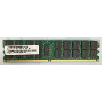 Memória Ddr2 4gb Pc2-5300p-555-12-l0 // M393t5160cza-ce6