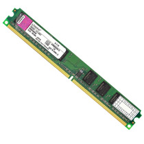 Kvr800d2n6/1g-slim Memória Kingston 1gb Ddr2 800mhz Slim