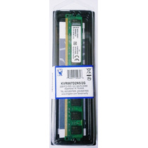 Memória Kingston Ddr2 1gb 800mhz Cl6 Pc2-6400 Kvr800d2n6/1g