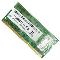 11066437 Memória Smart 1gb Ddr3 1333mhz Para Notebook