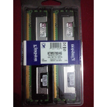 Memoria Kit 4gb (2x2gb)servidor Ibm Fab Kingston Ktm5780/4g