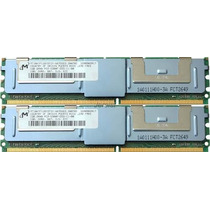 Memoria 1gb 2rx8 667 Pc2-5300f 398706-251 1900 2900 Ml350 G5
