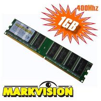 Memoria Markivision 1gb Pc3200 Ddr400 Memtest Ok