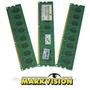 Memoria Markvision Ddr3 4gb 133 P/ Computador, Nova.