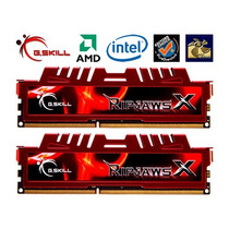 Kit Memórias G.skill Ripjaws X 8gb (2x4gb) Ddr3 1866mhz Cl9
