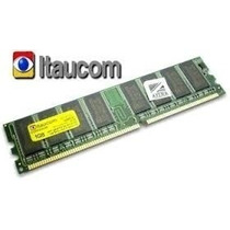Memória Itaucon Itautec Ddr2 1gb 667mhz Pc Com Garantia