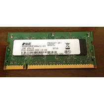 Memória Notebook Ddr2 1gb 667mhz Pc 5300 Smart