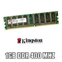 Memoria Kingston 1gb Ddr 400mhz Para Pc.