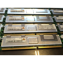 Memoria Servidor Full 2gb Pc2-5300f Dell Workstation T7400