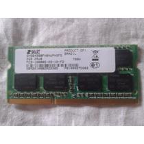 Memoria Ddr3 2gb 1333mhz Pc3-10600s 2rx8 Smart Notebook