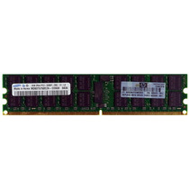 4 Pentes Ddr2 2gb Memoria Server Samsung Hp Ecc Pc2--5300p
