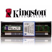 Memória Kingston Ddr2 1gb 800mhz Cl6 Pc2-6400 Kvr800d2n6/1g