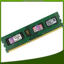 Memória Desktop 4gb Ddr3 1333mhz Pc10600 Kingston