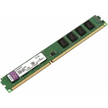 Memória Kingston 4gb Ddr3 1600 Mhz Pc3 12800 + Nf + 1 Ano
