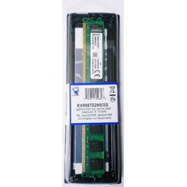 Memória Kingston Ddr2 2gb 667mhz Pc2-5300 Kvr667d2n5/2g