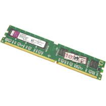 Memória Kingston 1gb Ddr1 400 Pc3200 Ddr Cl3kvr400x64c3a/1g