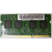 Memoria P/ Notebook Ddr3 4gb 1333mhz