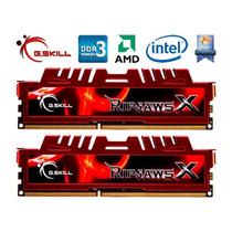 Kit Memórias G.skill Ripjaws X 8gb (2x4gb) Ddr3 2133mhz Cl11