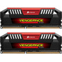 Memória Corsair Vengeance Pro 16gb ( 2x8gb ) 2400mhz Red