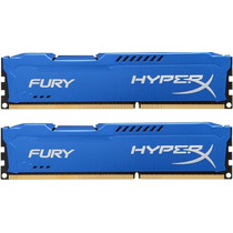 Memória Kingston Hyperx Blu 4gb 1600mhz Ddr3